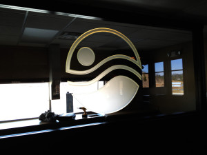 Glass Graphics | Examples of Sandblasted Glass Carvings